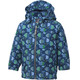 Color Kids Torke AOP Mini Jacket Kids Estate Blue